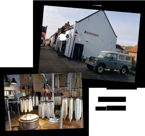 De Kaarsenmakerij in Buren